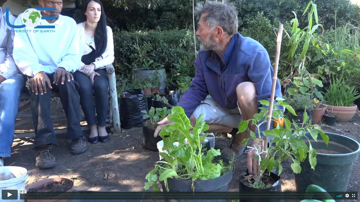 UNIVERSITY OF EARTH: DAY 11 – PERMACULTURE 6